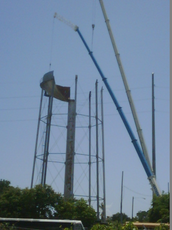 Water Tower Demolition K25 : Contact us the bg group llc